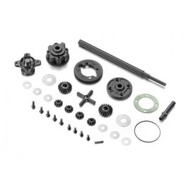 Xray XRA374902  1/10 Scale X10 Pan Cars On-Road Gear Differential Sets