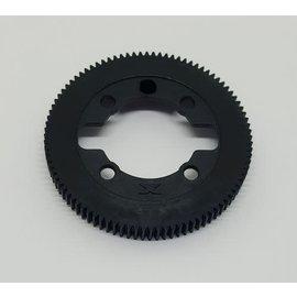 Xray XRA375776  X1 / X12 / X10 Gear Diff Spur Gear 64 pitch 76T