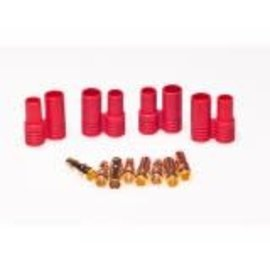 Michaels RC Hobbies Products EPB-9115 3.5mm Bullet Connectors with Case (4)