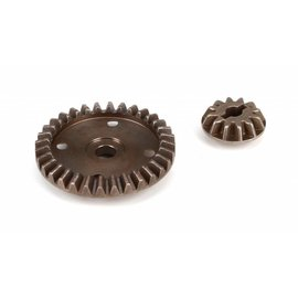 Vaterra VTR232056 Metal Bevel Gear & Pinion: Hal, V100