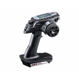 Sanwa SNW101A32561A MX-6 FH-E 3 Channel 2.4 GHz Radio System