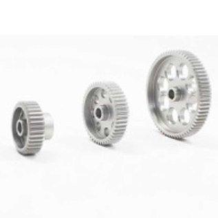 Trinity TEP4155  55T 64P Super Lightweight Aluminum Pinion Gears
