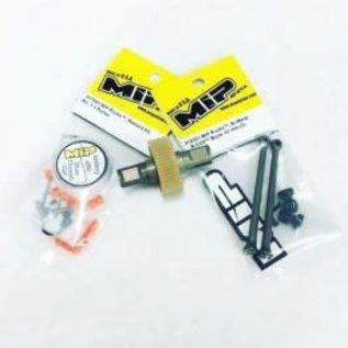 Schelle Racing COMBO-1423-SET  B6.1 Pro Built Diff, Pucks + Bones Set