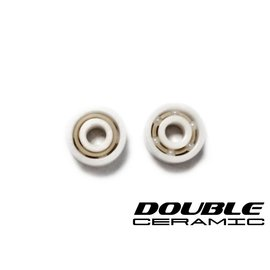 R1wurks R110005 Double Ceramic Full Ceramic Bearings (2pc)
