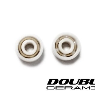 R1wurks R110005 Double Ceramic Full Ceramic Bearings (2pc)