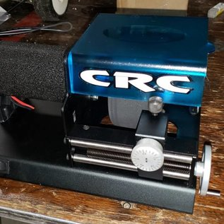 CRC CLN5011 Foam Tire Truer 12v Manual 1/12 - 1/8