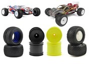 1:10 Offroad Racing Stadium Truck Tires