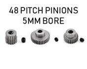 48P Pitch Pinion / 5mm Bore