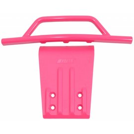 RPM R/C Products RPM80957  Pink Front Bumper and Skid Plate Traxxas Slash 2wd eRustler Stampede Bandit