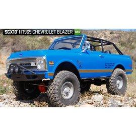 Axial Racing AX90058 SCX10 II '69 Blazer RTR