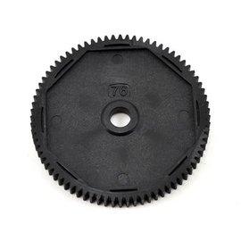 TLR TLR232009 HDS Spur Gear, 76T 48P, Kev-lar: All 22