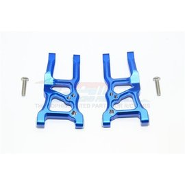 GPM Racing Products GT055-B Blue Aluminum Front Suspension Arms Traxxas 4TEC 2.0