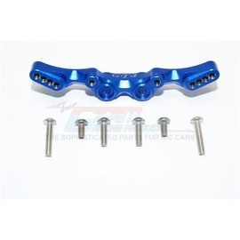 GPM Racing Products GT030-B Blue Aluminum Rear  Shock Tower Traxxas 4TEC 2.0