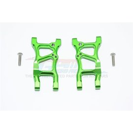 GPM Racing Products GT056-G Green Aluminum Rear Susupension Arms Traxxas 4TEC 2.0