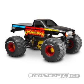 "J Concepts JCO0344   1988 Chevy Silverado ""Snoop Nose"" Monster Truck Body"