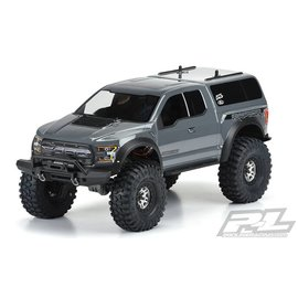 Protoform PRO3509-00  2017 Ford F-150 Raptor Clear Body