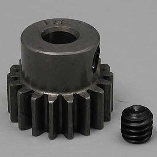"""Robinson Racing RRP1418  18T ABSOLUTE Pinion 48P 1/8"""" or 3.17mm Bore"""