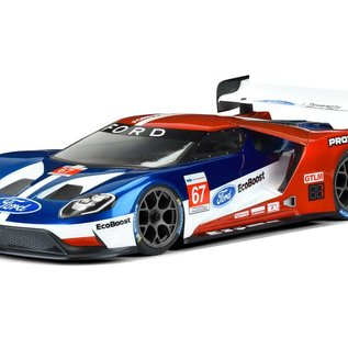 J Concepts PRO155025  Ford GT Light Weight Clear Body, for 190mm