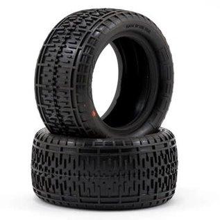 AKA Racing AKA13108V 1:10 Buggy Rebar Rear Super Soft Tires No Inserts
