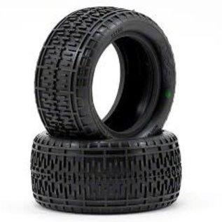 AKA Racing AKA13108S 1:10 Buggy Rebar Rear Soft Tires No Inserts