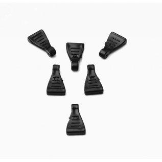 Racers Edge RCE1053 Universal Body Clip Pulls (6)