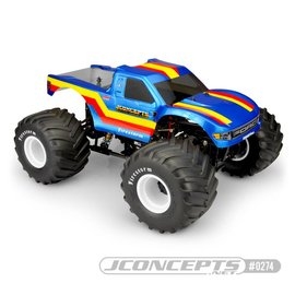 J Concepts JCO0274  2010 Ford Raptor MT Clear Body