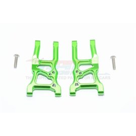 GPM Racing Products GT055-G Green Aluminum Front Suspension Arms Traxxas 4TEC 2.0