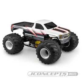 J Concepts JCO0372  2014 Chevy 1500 MT SIingle Cab Body