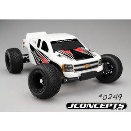 J Concepts JCO0249 Illuzion - 2012 Chevy 1500 - Rustler XL-5 Body