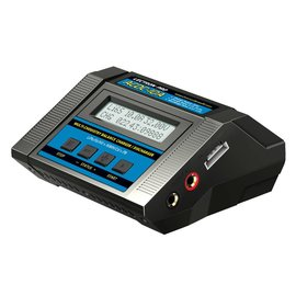 Common Sense RC ACDC-10A 1S-6S 80W 10A Multi-Chemistry Balancing Charger (LiPo/LiFe/LiVH/NiMH)
