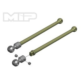 MIP MIP17151  Pucks 13.5 Bi-Metal Bone, Front 78mm, for Tekno EB410 (2)