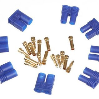 Michaels RC Hobbies Products 1030 EC2 Connectors (4 pairs)