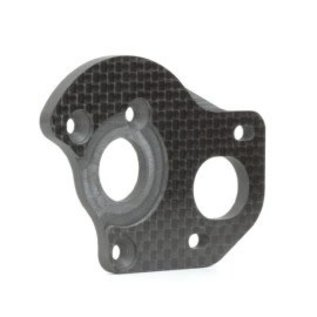 Avid RC AV1096-MP B6.1 Carbon Motor Plate | 3.5mm