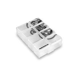 Hudy HUD298018 Hudy Tiny Hardware Box 8 Compartment