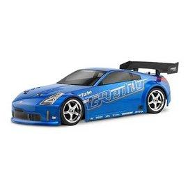 HPI HPI17518  Nissan 350Z Greddy Twin Turbo Body, 200mm