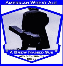 Beer Beer Kits   A Brew Named Sue - American Wheat Ale