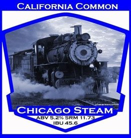 Beer Chicago Steam - PBS Kit