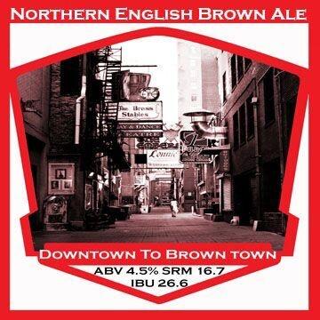 Downtown to Brown Town - PBS Kit