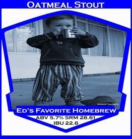 Beer Beer Kits   Ed's Favorite Homebrew - Oatmeal Stout