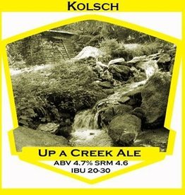 Up A Creek Ale - PBS Kit