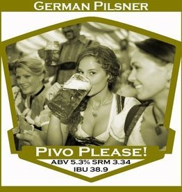 Beer Pivo Please! - PBS Kit