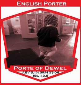 Beer Porte of Dewel - PBS Kit