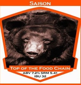 Beer Beer Kits | Top of The Food Chain- Saison
