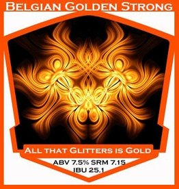 Beer Beer Kits | All That Glitters is Gold - Belgian Golden Strong Ale