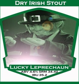 Beer Beer Kits | Lucky Leprechaun Dry Irish Stout