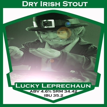 Lucky Leprechaun- PBS Kit
