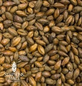 Beer Simpsons Chocolate malt is often regarded as a one of kind specialty malt. It's highly roasted, although less than the Black Malt. At small percentages, Simpsons Chocolate malt delivers brown colors and toasty flavor notes. When used more generously, it i