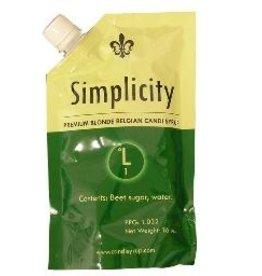 Simplicity Belgian Candi Syrup