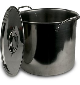 32 Qt. Stainless Stock Pot