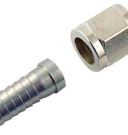 """5/16"""" Flare Swivel Nut and Barb Set"""